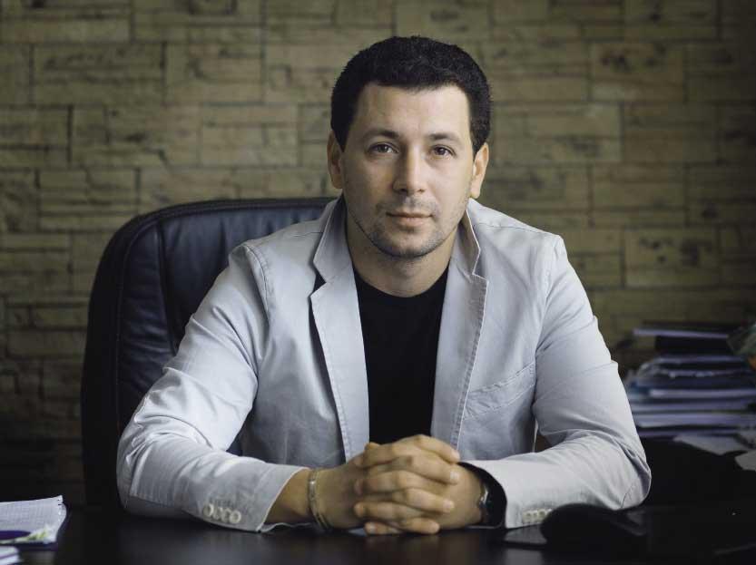 Роман Серебряков, генеральный директор ООО «РСК-СПб»