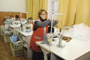 """Швейная фабрика """"Петровский текстиль"""""""