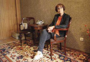 Писательство - профессия, не обусловленная гендерным фактором. Таков современный мир (Чтобы увеличить, кликните на фото)