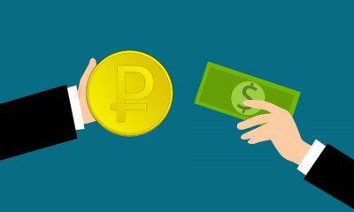 Рубль и доллар, валюта